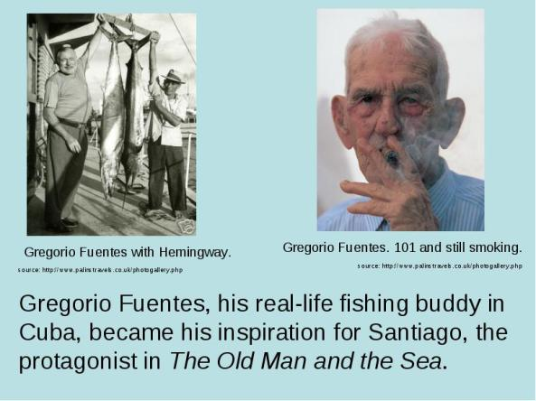 """Quote From Old Man And The Sea: KEYPOINTS OF """"THE OLD MAN AND THE SEA"""" BY ERNEST HEMINGWAY"""