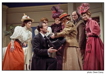 the theme of hypocrisy in the importance of being earnest a play by oscar wilde Summary & themes enjoy the video the importance of being earnest by oscar wilde the importance of being earnest to go (wilde in 10 minutes.