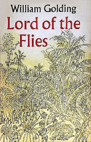 the great debate of human nature in the novel lord of the flies by william golding Find great deals for lord of the flies by william golding (1997, paperback item 1 lord of the flies by golding, william in used brutal portrait of human nature.