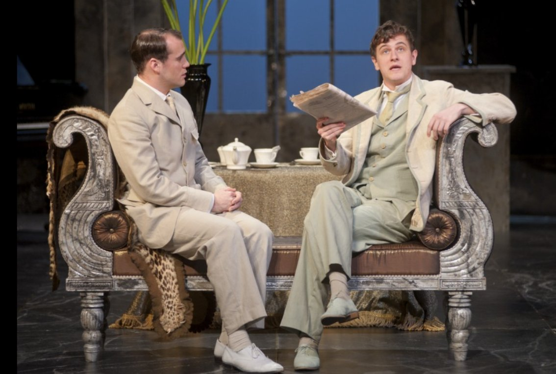 The importance of being earnest coursew
