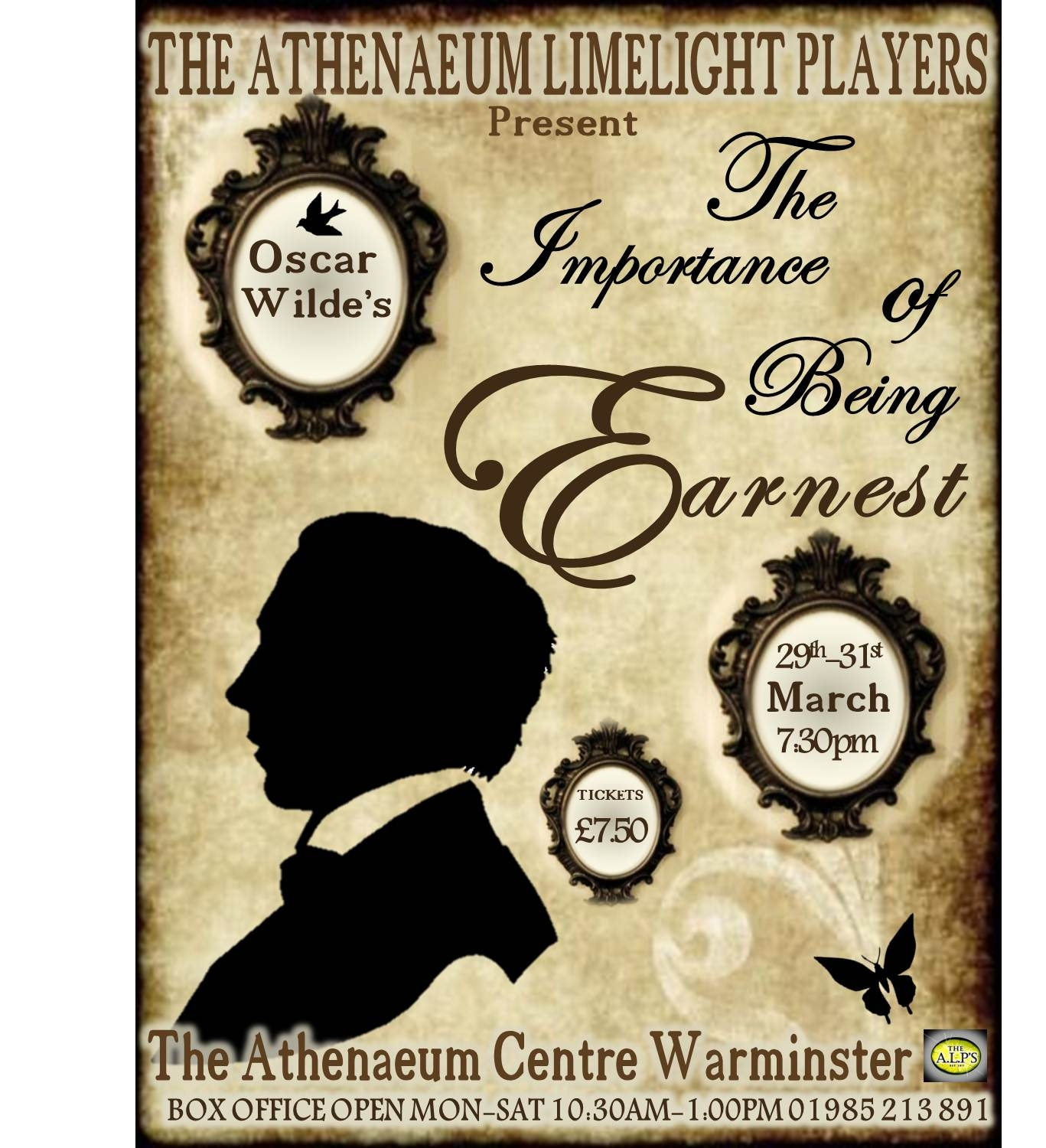 an analysis of the importance of being earnest a play by oscar wilde Play summary about the importance of being earnest wilde seems to be saying that in victorian society people seem unaware of the difference between trivial subjects the deliberate use of the name ernest is calculated earnestness, or devotion to virtue and duty, was a victorian ideal.