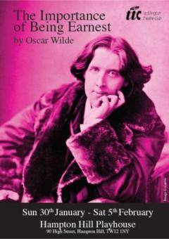"A MORE DETAILED LOOK AT OSCAR WILDE AS BACKGROUND FOR ""THE IMPORTANCE OF BEING EARNEST"" (82)"