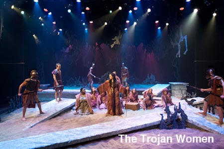 trojan women analysis