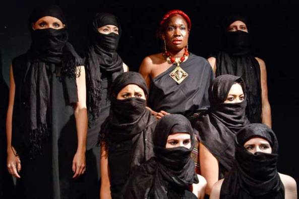 """WOMEN OF OWU"" (THE TROJAN WOMEN) IN BRITISH THEATRES (1)…REVIEWS/CRITIQUES (60)"