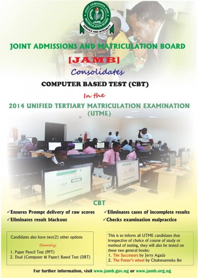 JAMB 2014-2015 EXAMINATION SYLLABUS-GEOGRAPHY