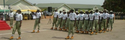 IN CASE YOU NEED ADDRESSES OF NYSC ORIENTATION CAMPS...HERE THEY ARE