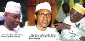 IN MEMORY OF UMARU DIKKO...WILL HISTORY RECALL BUHARI AND IDIAGBON AS THE FIRST HIGH-CLASS KIDNAPPERS IN NIGERIA? (1)