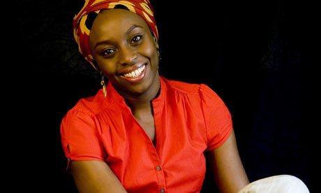CHIMAMANDA NGOZI ADICHIE GIVEN HARD TACKLE!