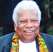 PROF ALI MAZRUI IS DEAD