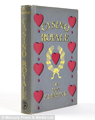 "FIRST EDITIONS OF ""EMMA"",""THE GREAT GATSBY"" AND ""CASINO ROYALE"" FOR AUCTION!"