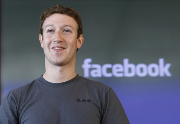 MARK ZUCKERBERG LAUNCHES BOOK CLUB AS PART OF NEW YEAR'S RESOLUTION