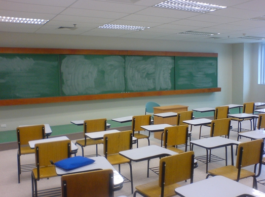 TEENS DEFECATE AND SMEAR HUMAN WASTE ON CLASSROOM WALLS