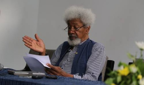 HUMANITY AGAINST THE NARCISSISTS OF DEATH BY WOLE SOYINKA