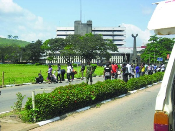 WE CAN NEVER TAKE 180 AS CUT-OFF MARK!...SAYS OAU...UNIBADAN YET TO DECIDE