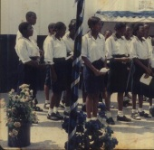 PUBLISHED ARTICLES OF ARALOYIN JOHNSON (SS2) EXTRACTED FROM MASON COLLEGE HERALD,FESTAC