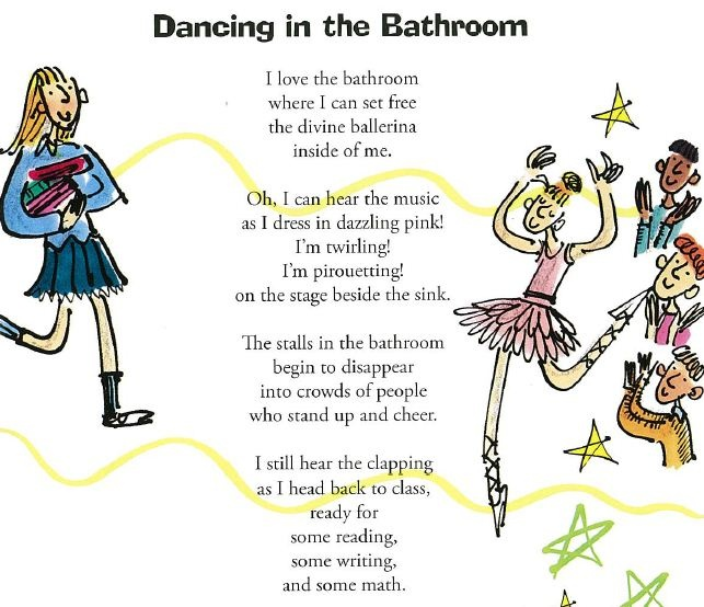 Dancing In The Bathroom