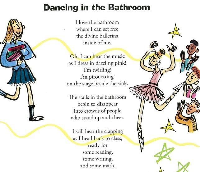 Dancing In The Bathroom