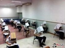HOW TO STOP EXAM CHEATING… 4 STEPS PLUS!