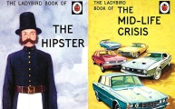 BOOKS TO DEAL WITH HANGOVERS AND MID-LIFE CRISES