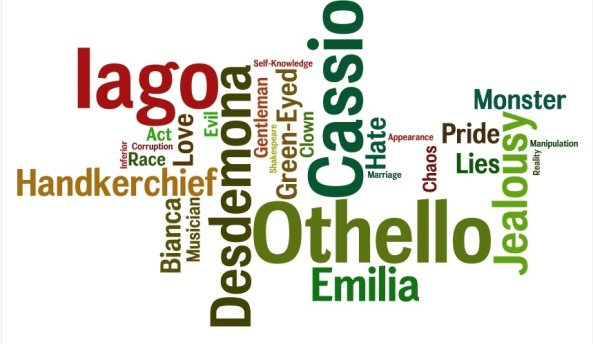 "for objective essay q as on ""othello"" for school work  this"
