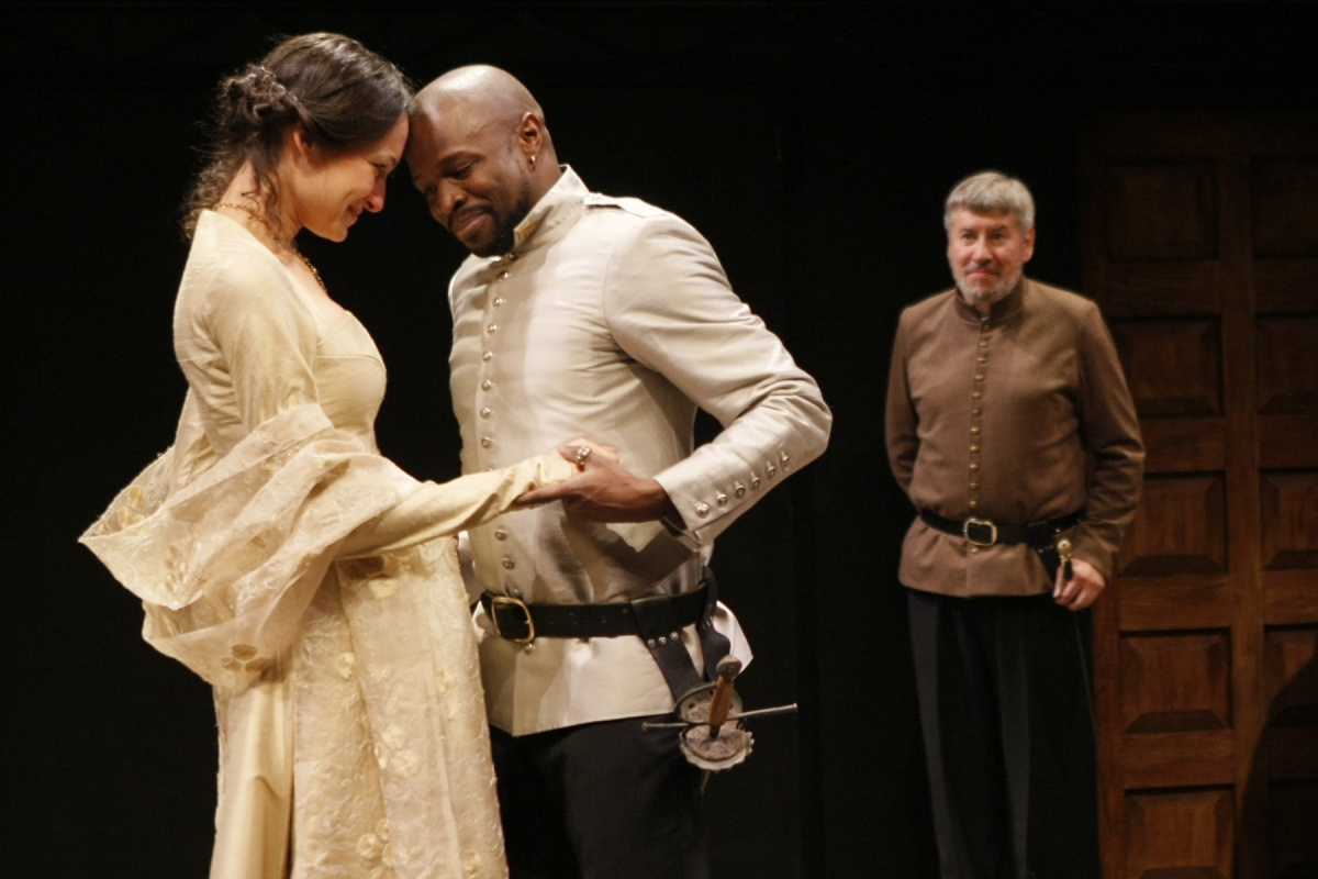 othello and iago At one point iago states that, in order to revenge himself on othello, he will not rest till he is even with him, wife for wife, but, in the play, no attempt at desdemona's seduction is made iago does not encourage cassio to make one, and he even prevents roderigo from getting anywhere near her.
