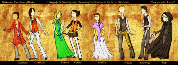 Othello___Cast_Costumes_by_Raire