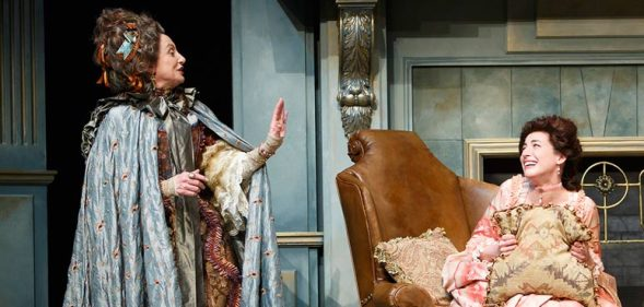 SHE STOOPS TO CONQUER…SUMMARY-PLOT OVERVIEW-SYNOPSIS (4/5)