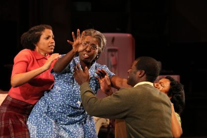A RAISIN IN THE SUN...ANALYSIS OF MINOR CHARACTERS (2)