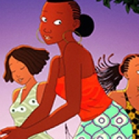 FACELESS BY AMMA DARKO...NOTES ON CHARACTERS/CHARACTERIZATION FOR WAEC/NECO/JAMB EXAMS