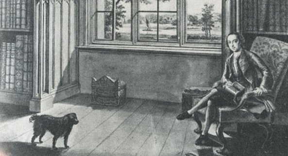 THE GOTHIC LIFE AND TIMES OF HORACE WALPOLE