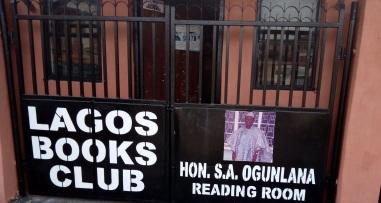 LAGOS BOOKS CLUB:HON.S.A.OGUNLANA READING ROOM SERVICES