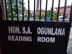 LAGOS BOOKS CLUB LIBRARY AND OGUNLANA READING ROOM - REGISTRATION FORM