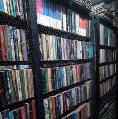 LAGOS BOOKS CLUB (LBC)-BOOK HIRE SERVICES