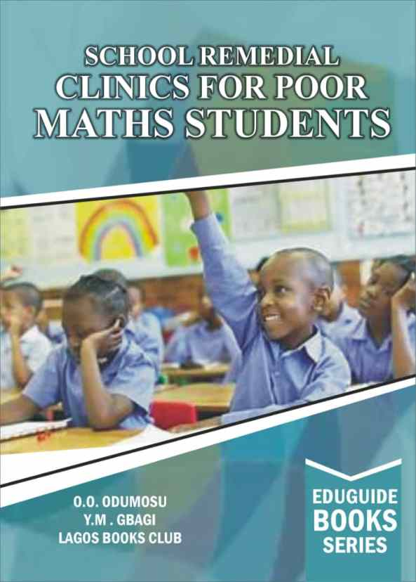 SCHOOL MATHS WITHOUT TEARS BY KAYODE ODUMOSU AND MORENIKE GBAG